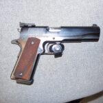 Caspian arms 1911 9mm