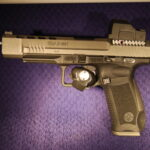Canik 9mm w/red dot